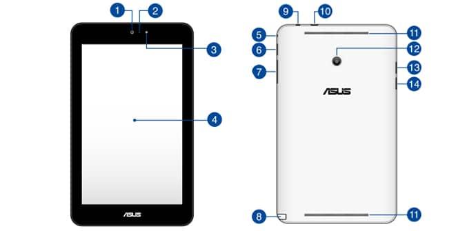 ASUS VivoTab Note 8 manual