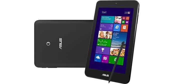 ASUS VivoTab Note 8 presentada