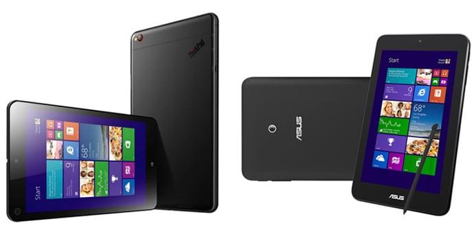 ASUS VivoTab Note 8 vs Lenovo ThinkPad 8