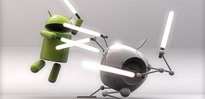 Apple Android satisfaccion