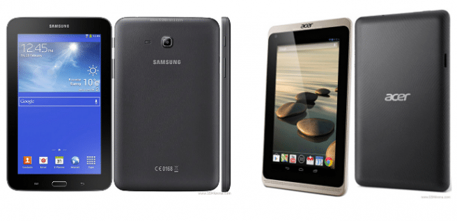 samsung galaxy tab 3 lite 7 0 vs acer iconia b1. Black Bedroom Furniture Sets. Home Design Ideas