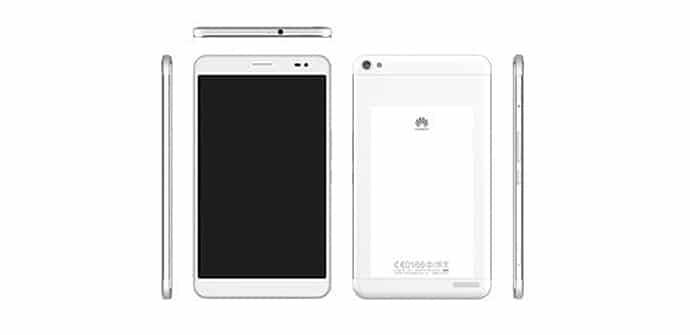 Huawei MediaPad X1 7