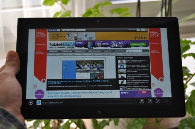 Lenovo ThinkPad 2 analisis