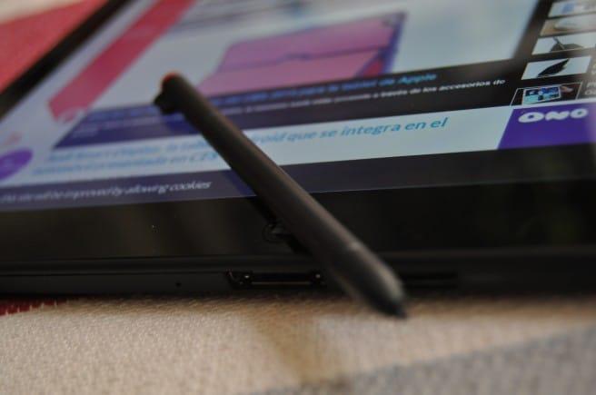 Lenovo ThinkPad 2 grosor