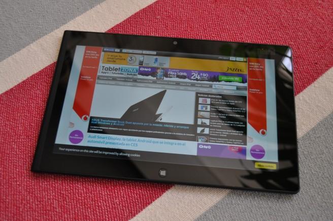 Lenovo ThinkPad Tablet 2 conclusiones