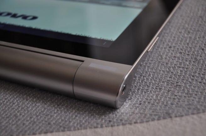 Lenovo Yoga altavoces
