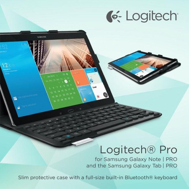 Logitech Pro NotePRO TabPRo