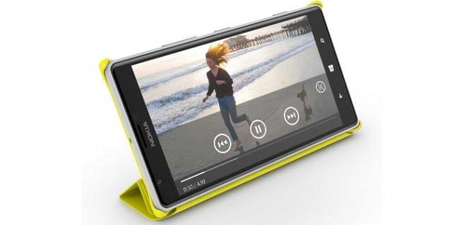 Lumia 1520 pantalla