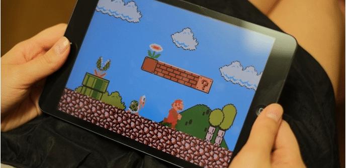 Mario iPad mini