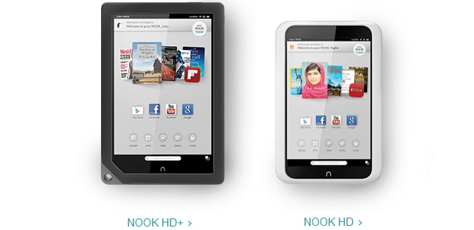 Nook HD Play Store