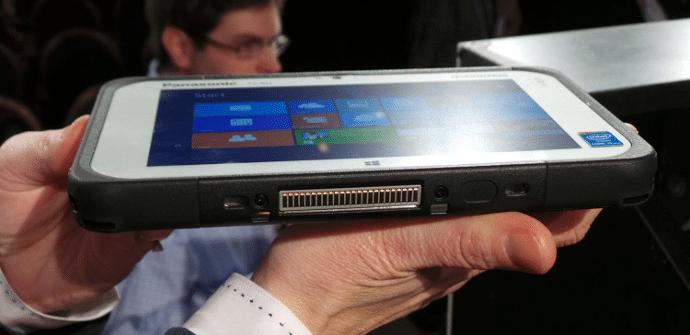 Panasonic tablet rugerizada TaughPad