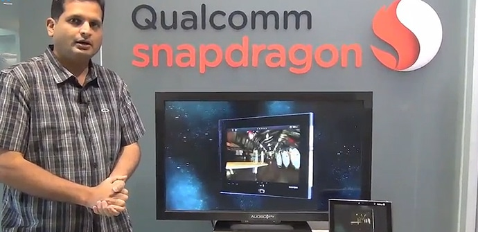 Snapdragon 805 demo