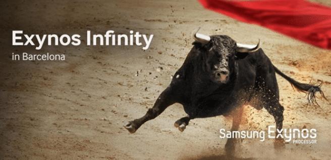 Exynos Infinity Galaxy S5