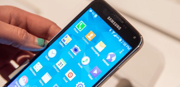 Galaxy S5 comparativa G2