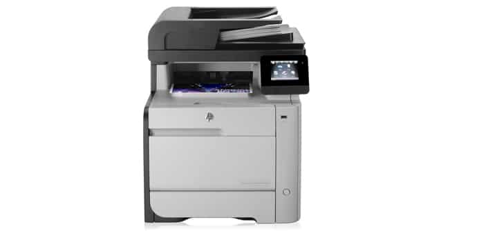 HP impresora Mopria