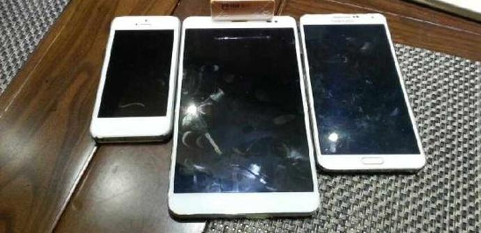 Huawei MediaPad X1 filtrado