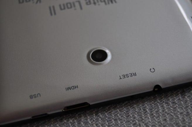 Tableta 4Q R3 Plus camara