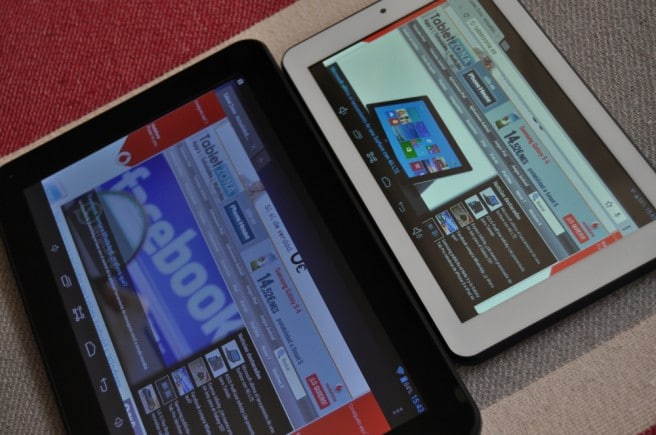 Tableta 4Q R3 Plus y 4Q Z9 conclusiones