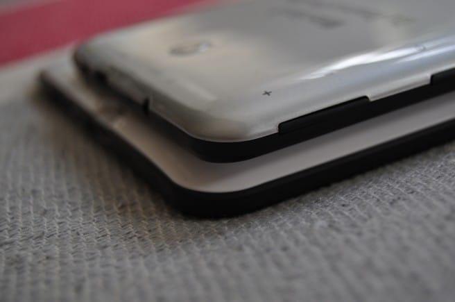 Tableta 4Q R3 Plus y 4Q Z9 grosor
