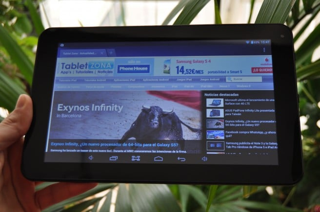 Tableta 4Q Z9 analisis