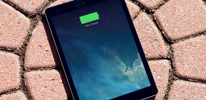 iPad Air autonomia