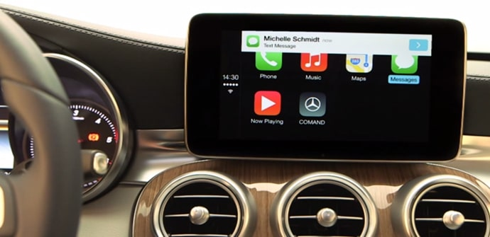 CarPlay video
