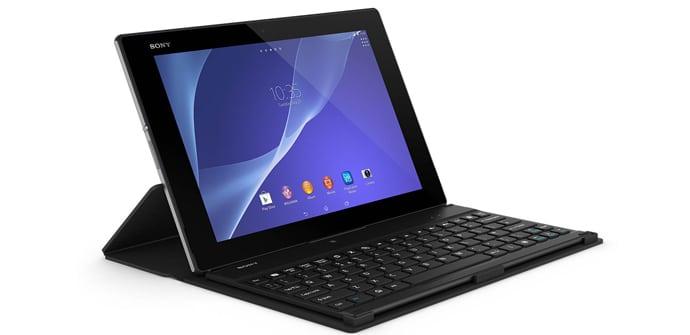 Fundas con teclado Xperia Z2 Tablet