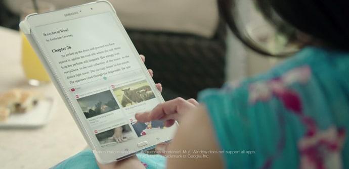 Galaxy PRO anuncio