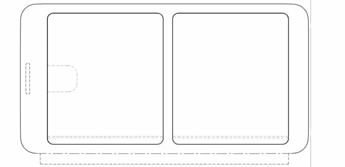 S View dos ventanas patente