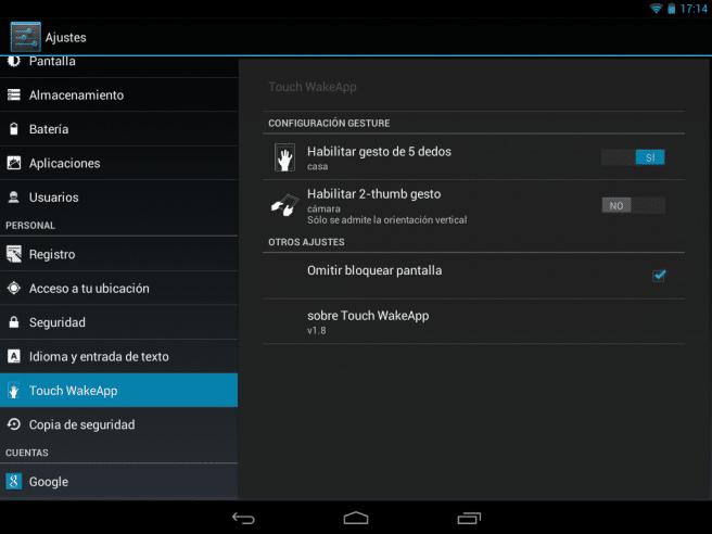 Acer Iconia A1 funciones