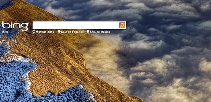 Windows 8.1 con Bing