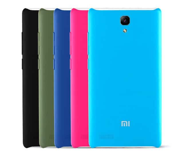 Xiaomi Remi Note colores