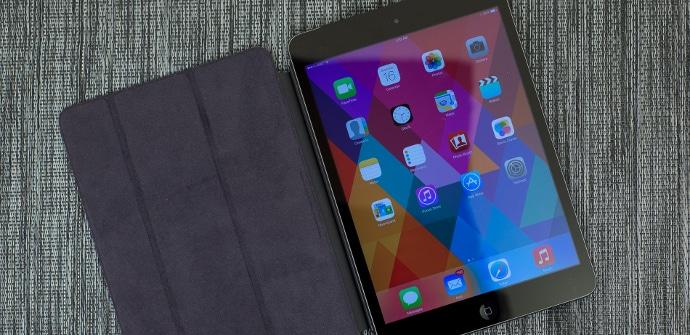 iPad mini iOS 7.1