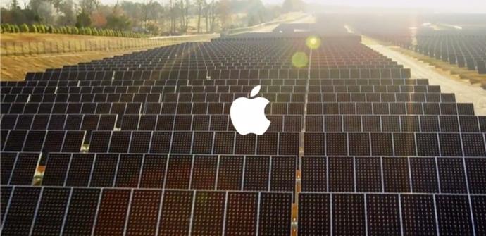Apple medioambiente