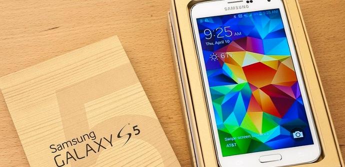 Galaxy S5 lanzamiento