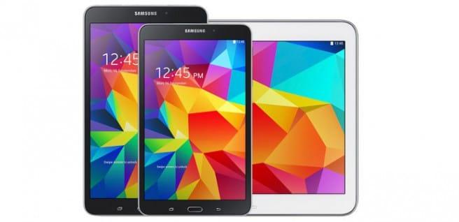 Galaxy Tab 4 precios