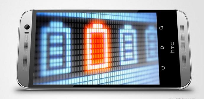 HTC One M8 baterias