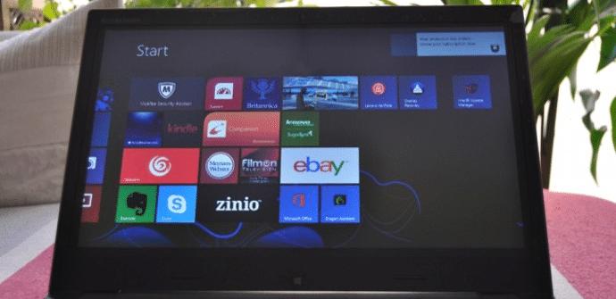 Lenovo IdeaPad Flex 15 prueba