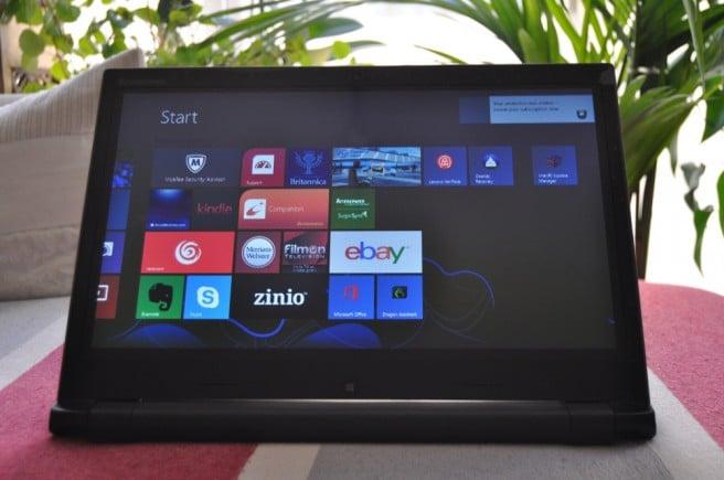 Lenovo Ideapad Flex soporte