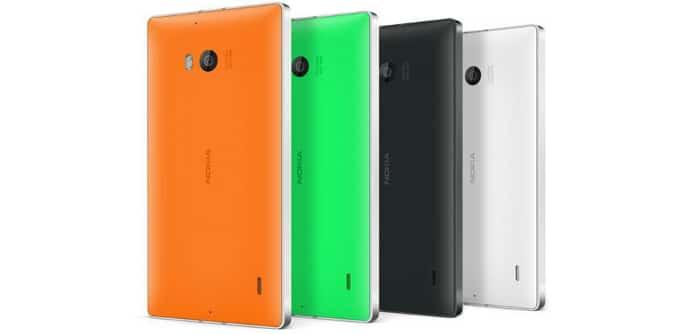 Lumia 930 precios