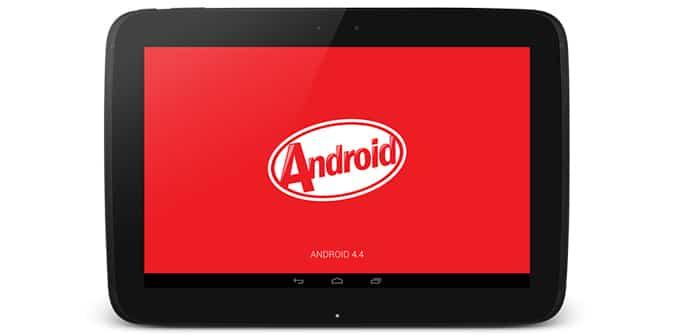 Nexus 10 Android KitKat