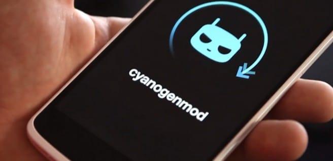 OnePlus One CyanogenMod arranque