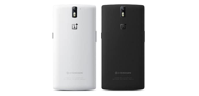 OnePlus One trasera