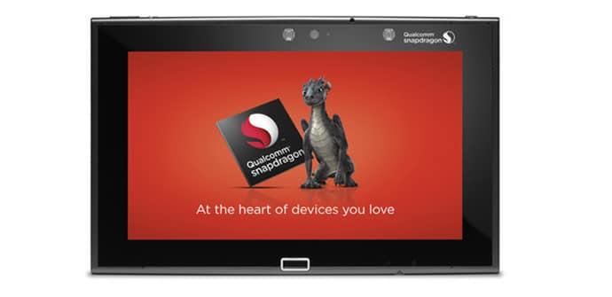 Qualcomm Snapdragon 805 developer tablet