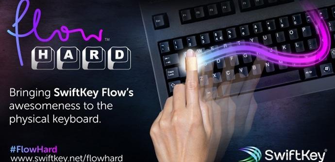 Swiftkey Flow Hard broma