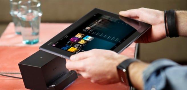 Xperia Z2 Tablet autonomia