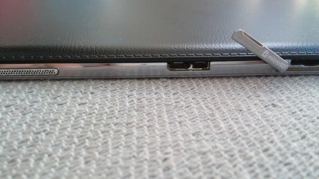 Galaxy Note Pro USB