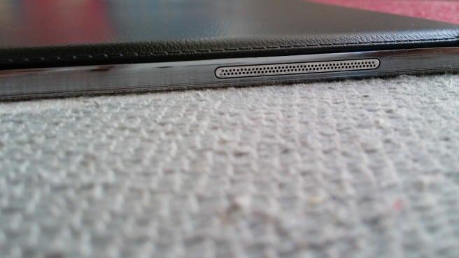 Galaxy Note Pro altavoz