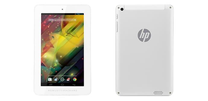 HP 7 Plus tablet barata