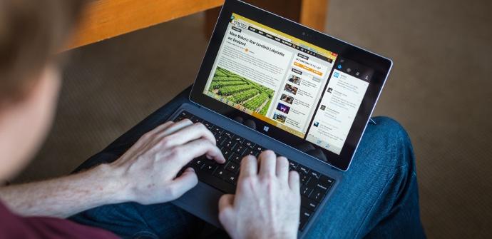 Surface 2 cuota usuarios